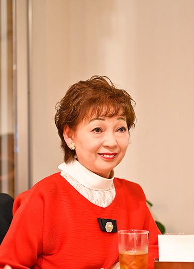 金澤 昭子